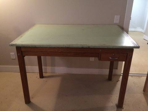 Vintage Drafting Table     $85     View on Craigslist