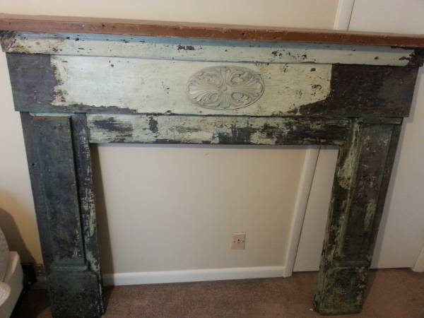 Antique Mantle     $165     View on Craigslist
