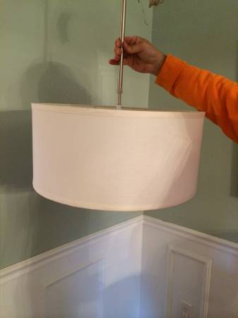 Light Fixture $50 View on Craigslist