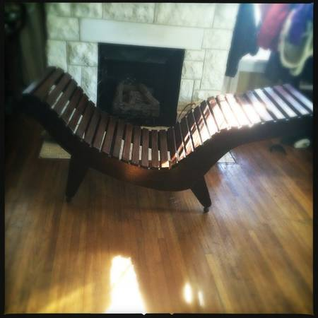 Vintage Zero Gravity Chair     $100     View on Craigslist