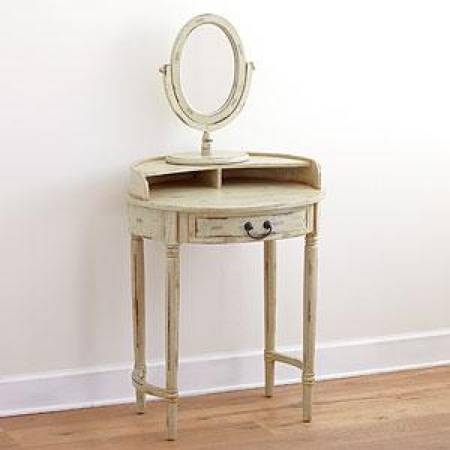 Vanity with Chair     $100     View on Craigslist