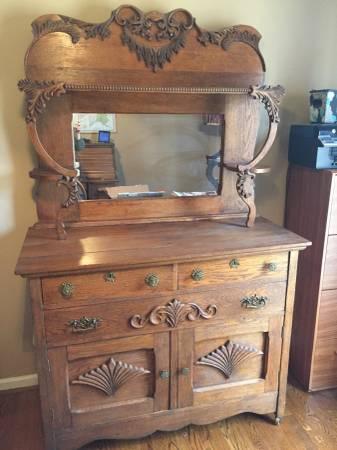 Antique Buffet     $400     View on Craigslist