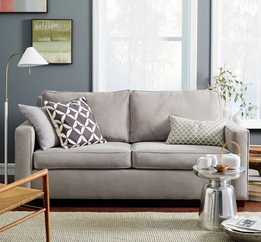 West Elm Henry Sofa     $500   This sofa retails for $899 at  West Elm .     View on Craigslist