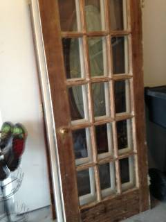 Antique French Doors     $100     View on Craigslist