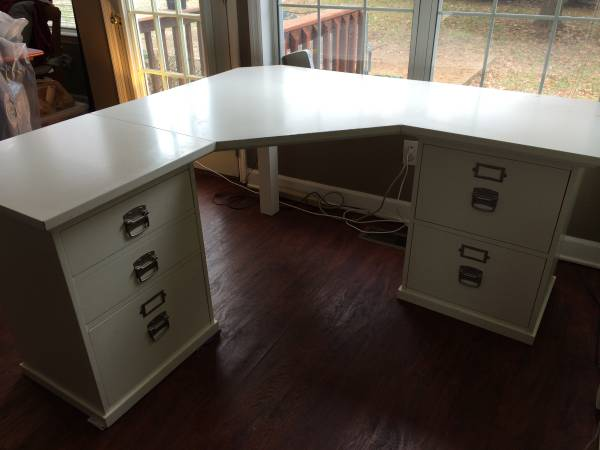 Pottery Barn Bedford Desk $495 View on Craigslist
