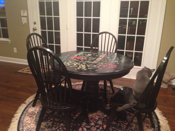 Kitchen Table and Chairs     $225     View on Craigslist