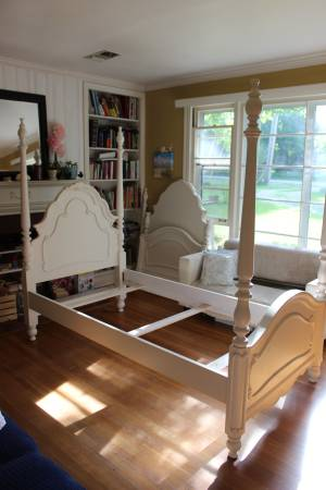 Pair of Twin Beds     $450     View on Craigslist