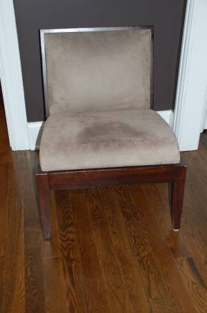 Accent Chair $30 View on Craigslist