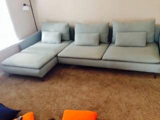 IKEA Soderhamn Sofa $495 View on Craigslist