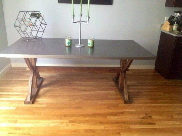 Dining Table     $500   This table was purchased 1 year ago from World Market and retailed for $1500.    View on Craigslist