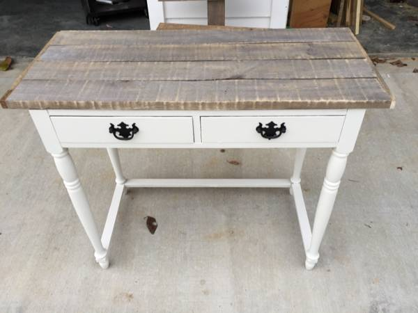 Refinished Antique Desk     $200     View on Craigslist