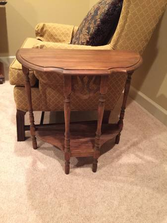 Antique Half Table     $40     View on Craigslist