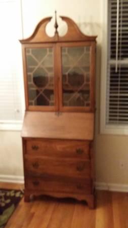 Antique Secretary     $165     View on Craigslist