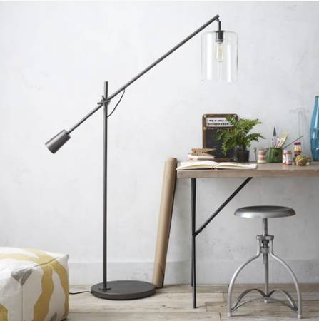 West Elm Floor Lamp     $200     View on Craigslist