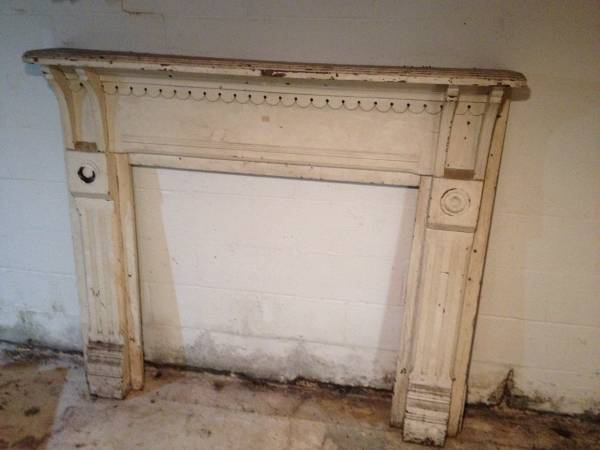 Antique Mantle     $249     View on Craigslist