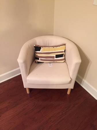 Pair of IKEA chairs     $100     View on Craigslist