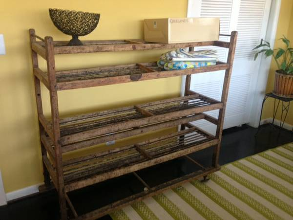 Antique Rolling Cart     $175     View on Craigslist