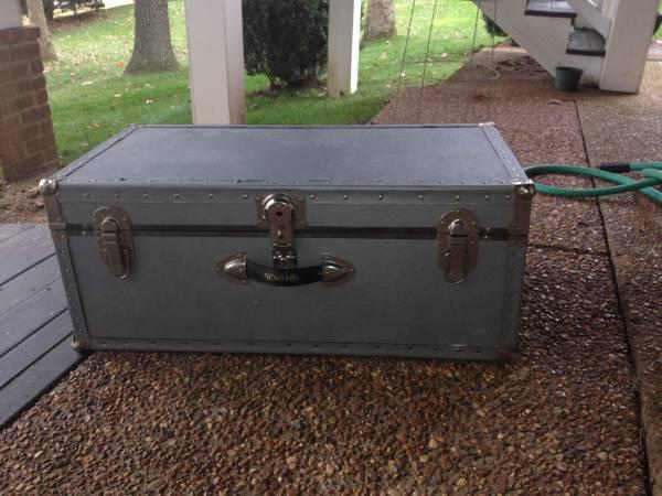 Storage Trunk     $30     View on Craigslist