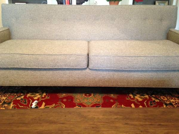 Mitchell Gold and Bob Williams Sofa     $1700     View on Craigslist