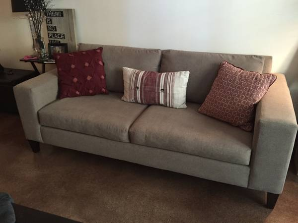 West Elm Couch     $700     View on Craigslist