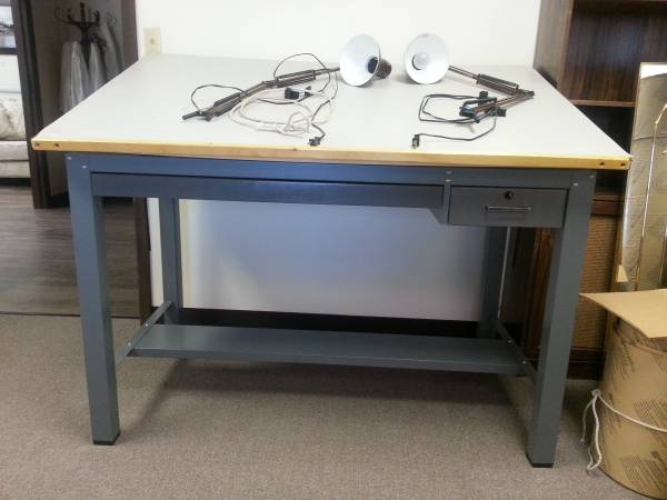 Drafting Table     $100     View on Craigslist