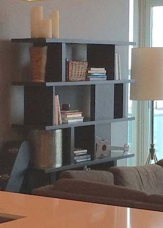 West Elm Shelving Unit     $75     View on Craigslist