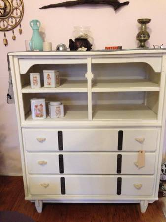 Refurbished Dresser     $200     View on Craigslist