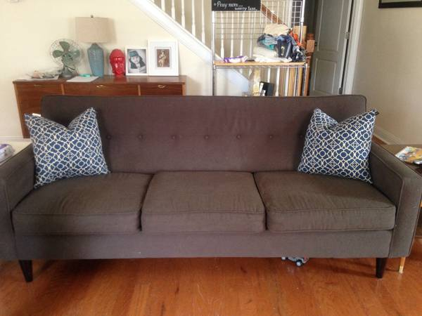Macy's Sofa     $300     View on Craigslist