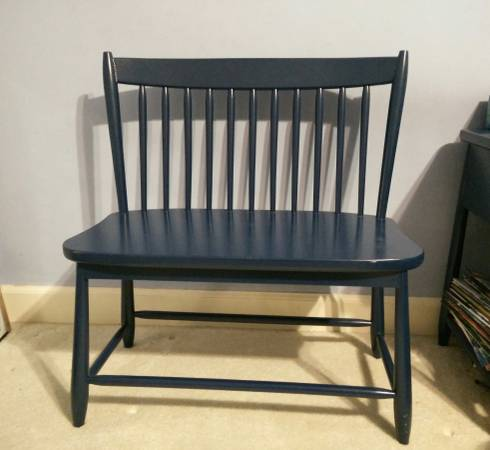 Wooden Kid's Bench     $30     View on Craigslist