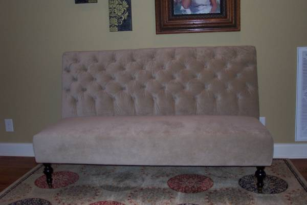 World Market Harper Banquette     $325     View on Craigslist