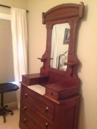 Antique Dresser     $150     View on Craigslist