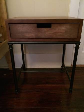 Side Table     $60     View on Craigslist