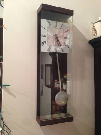 Modern Wall Clock     $30     View on Craigslist