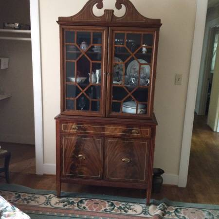 China Cabinet     $150     View on Craigslist