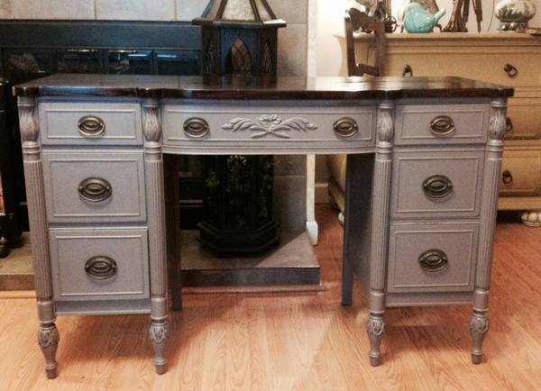Antique Refinished Desk     $180     View on Craigslist