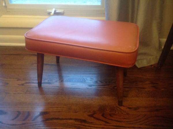 Vintage Foot Stool     $10     View on Craigslist