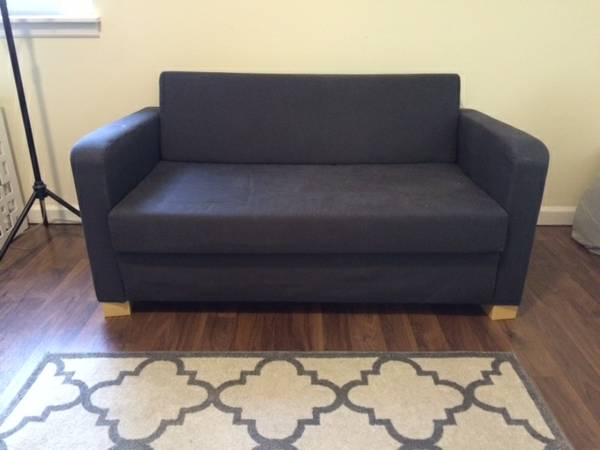 Ikea Futon $100 View on Craigslist