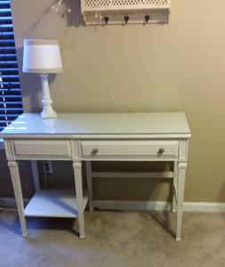 Painted Desk $75 View on Craigslist