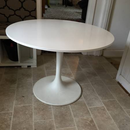 Ikea Tulip Table     $125     View on Craigslist