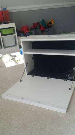 Ikea Wall Mounted Writing Desk     $50     View on Craigslist