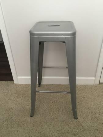 Set of 4 Barstools     $150     View on Craigslist