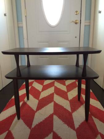 Mid Century Side Table     $60     View on Craigslist