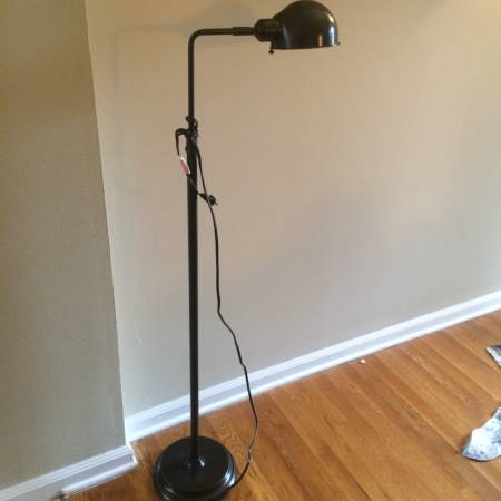 Floor Lamp $10 View on Craigslist