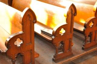 Antique Church Pews $295 Several different sizes and styles available. View on Craigslist