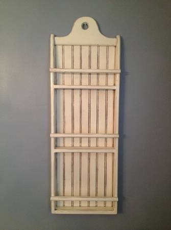 Plate Display Rack     $15     View on Craigslist