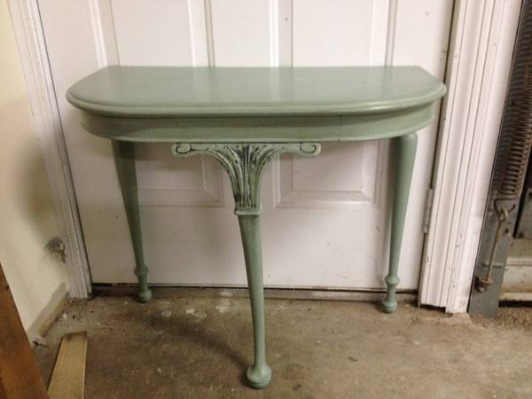 Painted Accent Table     $45     View on Craigslist