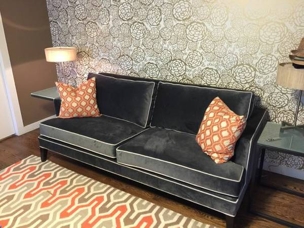 Sofa from Meridian     $850   Like new sofa - retailed for $1650.    View on Craigslist