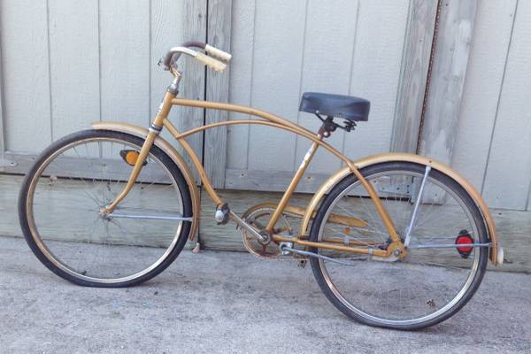 Vintage Spirit Bike $40  View on Craigslist