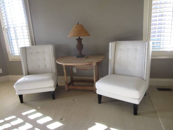 Pair of Chairs     $300     View on Craigslist