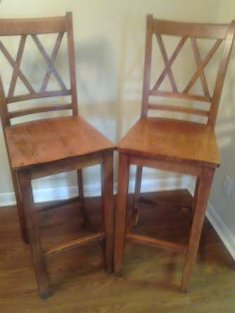 Pair of Barstools     $50     View on Craigslist